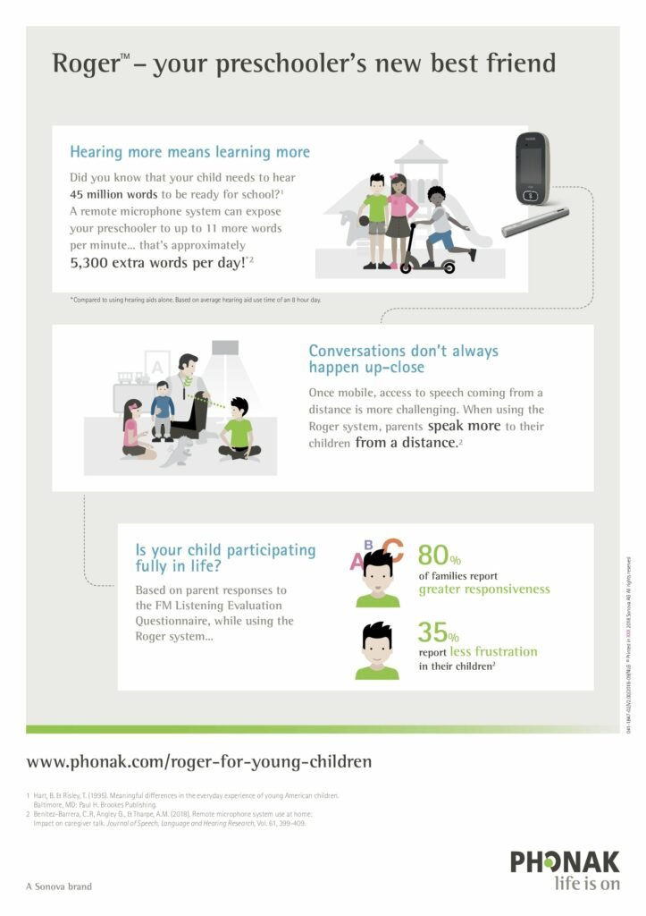 Millions of words to build a young child's growing brain | Phonak
