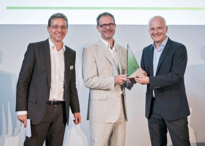 Future Hearing Award 2015 Baumann, Hornig, Braunschweiler