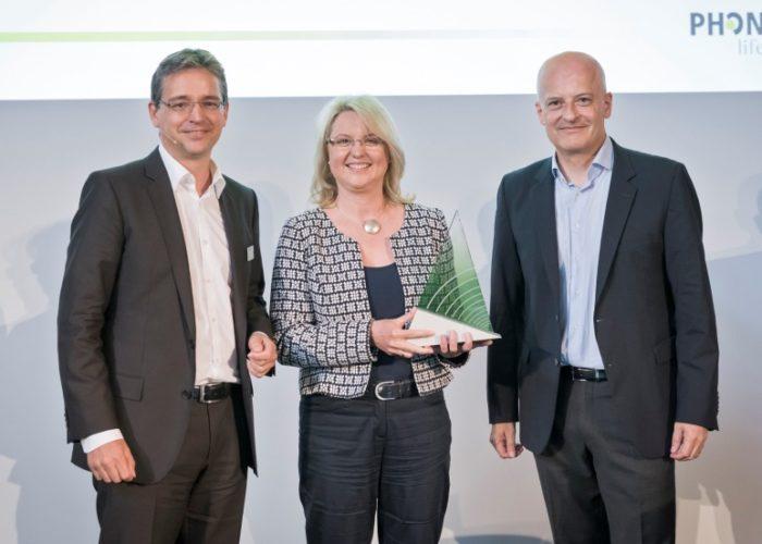 Future Hearing Award 2015 Baumann, Welling, Braunschweiler