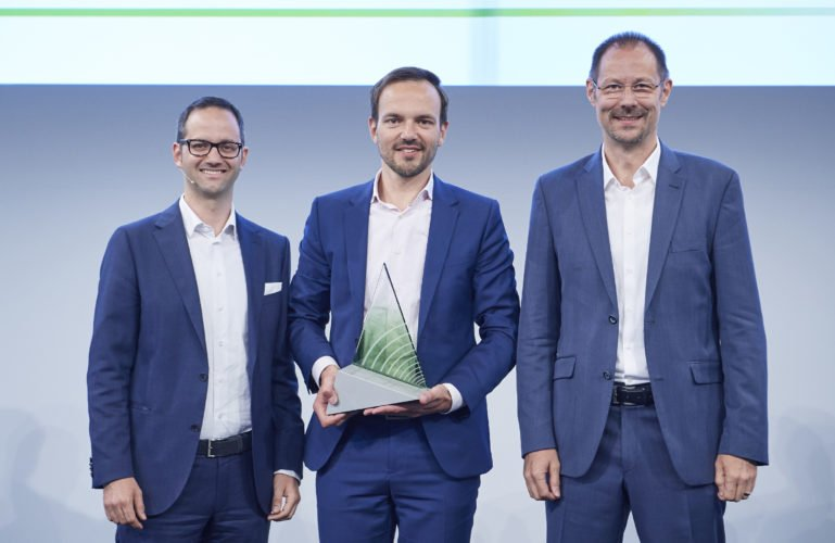 Future Hearing Award 2018 Heierle, Möckel,Lang