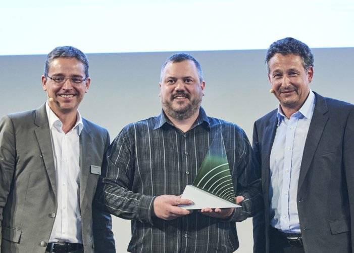 Future Hearing Award 2016 Gamble, Launer, Baumann