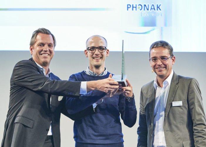 Future Hearing Award 2016 Grieder, Zengerle, Baumann