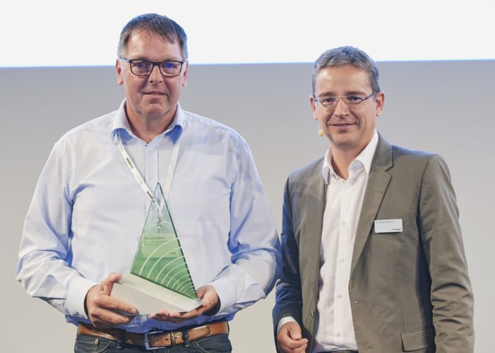 Future Hearing Award 2016 Löbbers, Baumann