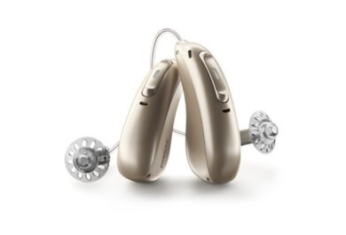 Phonak Audeo Paradise hearing aids